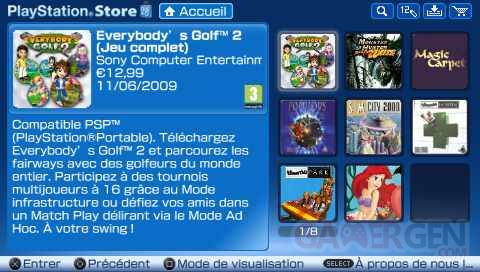 Playstation Store 15-10-09 - 6