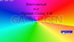 Portail Color