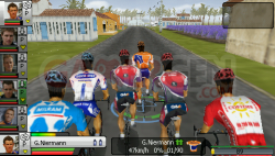 Pro cycling manager 2009 - jaquette Test de pro cycling manager saison 2009 par Rom-psp-gen (124)