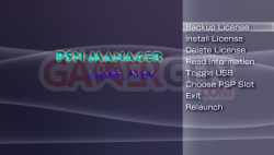 PSN License Manager v0.40 1