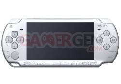 PSP-2000 Ice Silver