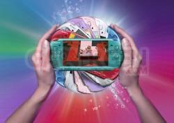 PSP 3000 - 7 Colours