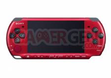 PSP 3000 noir rouge 001