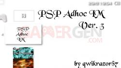 PSP Adhoc IM v3 psp-adhoc-im
