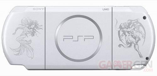 PSP dissidia PSP-3000 Dissidia Final Fantasy - Console