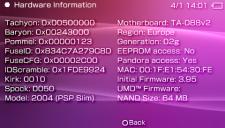 PSP Everest 2 - 4