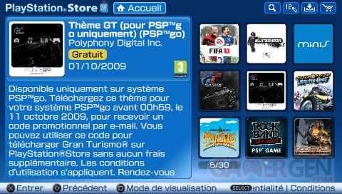 PSP GO PROMO gt - 6