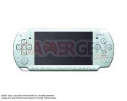 PSP Mint Green 1