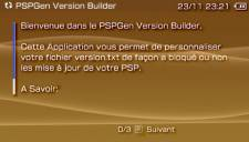 PSPGen Version Builder 001