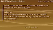 PSPGen Version Builder 002