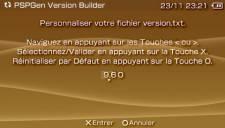 PSPGen Version Builder 003