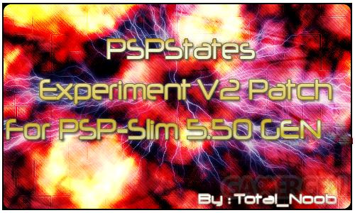 PSPStates Experiment V2 icone