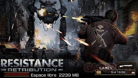 Resistance Retribution - 500 - 2