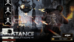 Resistance Retribution - 500 - 5