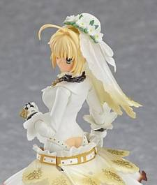 Saber Fate Extra Virgin Bride Figma - 1