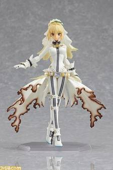 Saber Fate Extra Virgin Bride Figma - 3