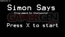 Simon says ...........