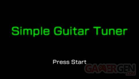 Simple Guitar Tuner Simple Guitar Tuner - 7