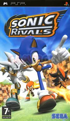 sonic rival