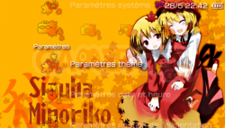 Static & autumn leaves theme Yutaka child - 5