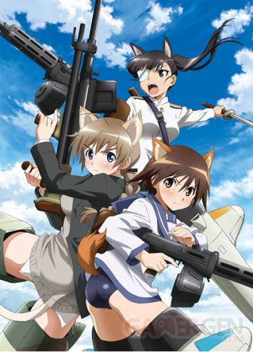 Strike Witches - 16