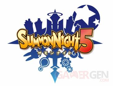 Summon Night 5 logo