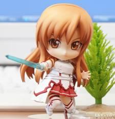 sword art online asuna nendoroid figurine - 3