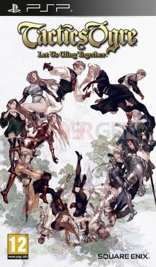 Tactics Ogre Let Us Cling Together jaquette
