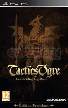 Tactics Ogre Let Us Cling Together Premium Edition