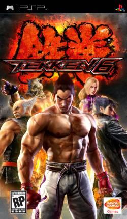 Tekken 6 jaquette