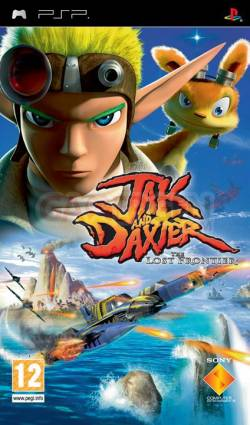 Test - Jak and Daxter The lost frontier - www.pspgen.com