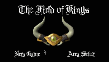The Field of Kings - 1
