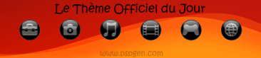 theme officiel du jour pspgen