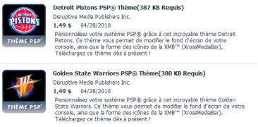 themes PSP payants 28 avril 2010
