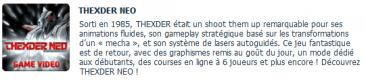 thexder demo