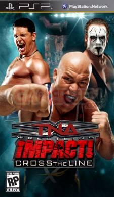 TNA IMPACT ! Cross The Line