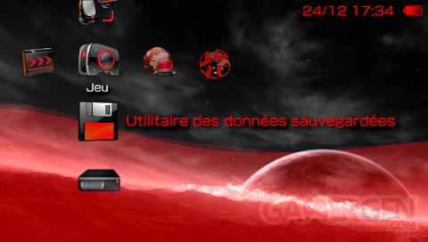 Universal Red Darkness