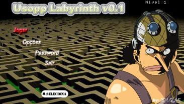 Usopp Usopp Labyrinth v0.1_02