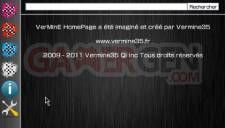 VerMinE HomePage - Crédits