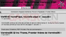 Vermine HomePage - Vermine35 QI Inc