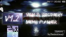 VSH and Recovery Menu Flasher001