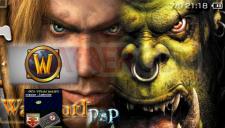 Warcraft PSP Online