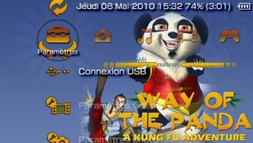 Way Of The Panda - A Kung Fu Adventure