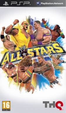 WWE All Stars jaquette