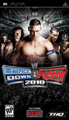 WWE SMACKDOWN VS RAW 2010 Platinum