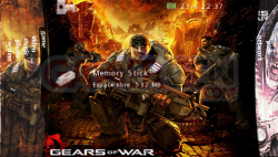 Xbox 360 Gears Of War Edition - 550 - 2