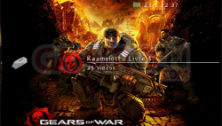 Xbox 360 Gears Of War Edition - 550 - 3