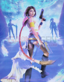 Yuna Dissidia Duodecim Final fantasy